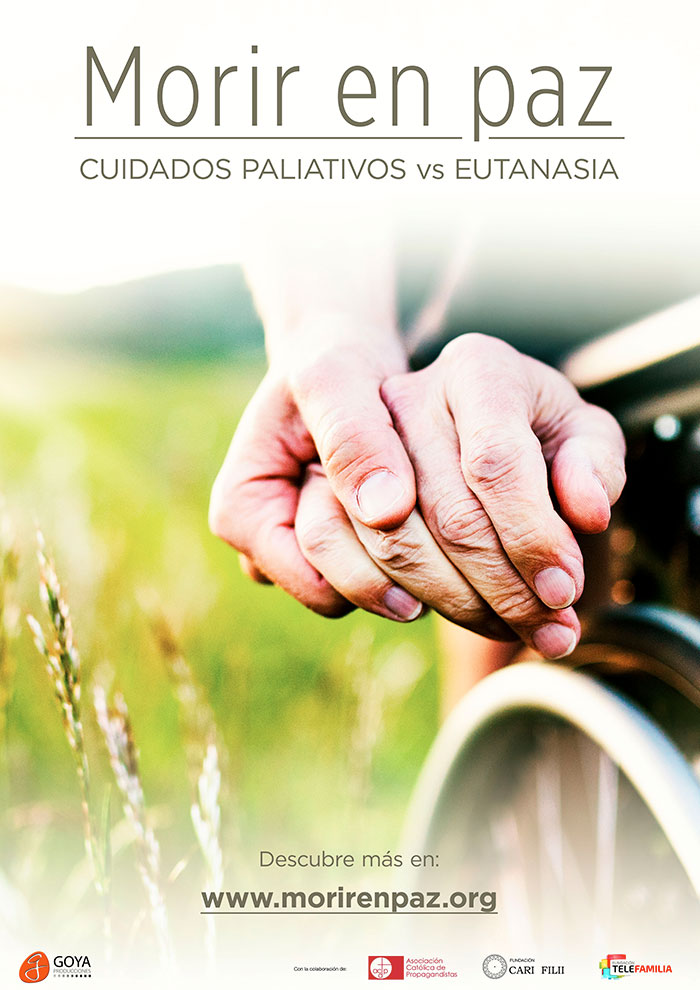 Documental Morir en Paz: Cuidados Paliativos vs Eutanasia